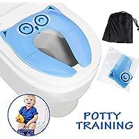 Binwo Travel Portable Reusable Toddler Toilet Seat