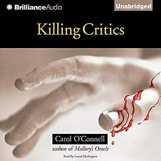 Killing Critics audiobook cover art