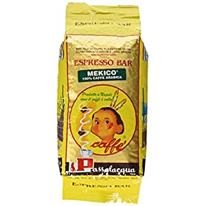 Passalacqua 036 Mexico Caffè in grani, 1000 g