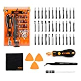 Screwdriver Set 43 in 1 Precision Screwdriver Kit JAKEMY Magnetic...