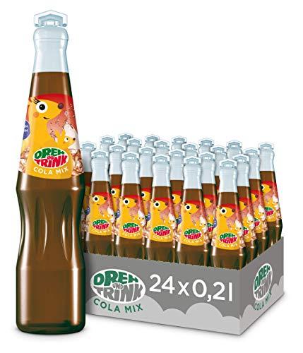 Dreh und Trink Cola-Mix, 24 Stück