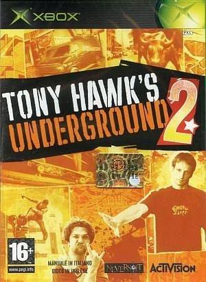 Tony Hawk's Underground 2 Xbox