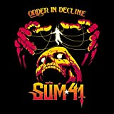 Order in Decline (2 Bonustracks+Guitar Pick) - Sum 41