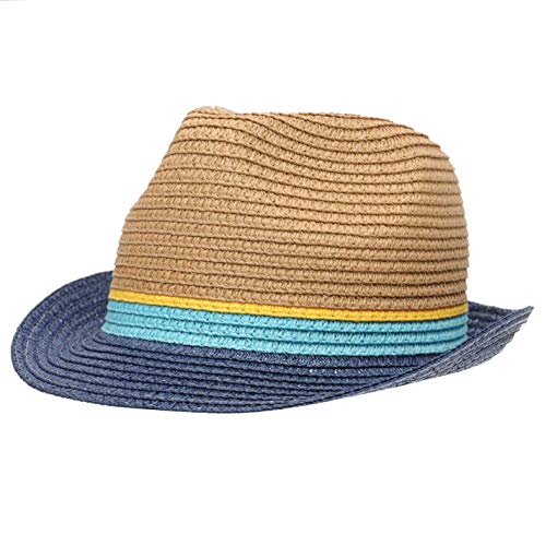 Firetrap Boys Trilby Hat Straw J...