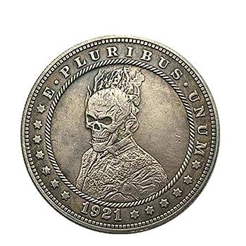 1921 Wandering Coin Antique Copy Coin Old Coin Collection Coin Huobi Commemorative Coin