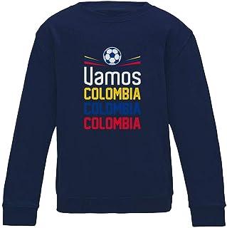 Sudadera para niños - Apoyemos a la Selección Colombia en el Mundial!