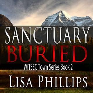 Sanctuary Buried cover art