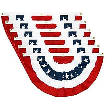 Best patriotic bunting Reviews
