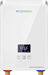 Best pou tankless water heater Reviews
