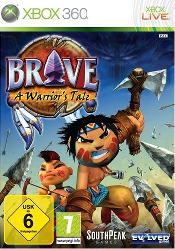Brave - a Warriors Tale [Importación alemana]