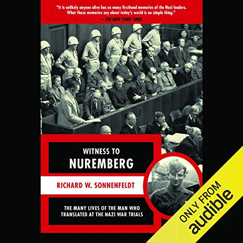 Witness to Nuremberg Titelbild