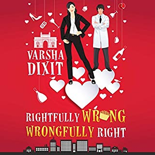 Rightfully Wrong Wrongfully Right                   Written by:                                                                                                                                 Varsha Dixit                               Narrated by:                                                                                                                                 Supriya Jambunathan                      Length: 7 hrs and 22 mins     3 ratings     Overall 4.0