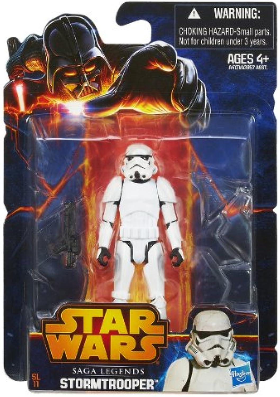 Imperial Stormtrooper SL11  A New Hope   Star Wars Saga Legends 2014 von Hasbro