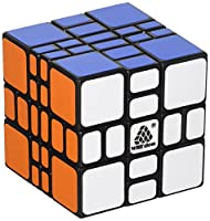 WitEden 3x3x4 Mixup Plus - Black Body (difficulty 9 of 10)