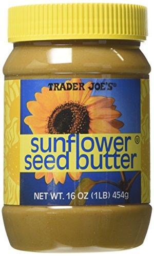 Trader Joe's Sunflower Seed Butter 16oz