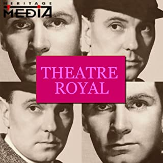Classic Robert Louis Stevenson and H. G. Wells Dramas Starring Laurence Olivier and Alec Guinness, Volume 2                   By:                                                                                                                                 Theatre Royal,                                                                                        H. G. Wells,                                                                                        Robert Louis Stevenson                               Narrated by:                                                                                                                                 Laurence Olivier,                                                                                        Alec Guinness                      Length: 47 mins     5 ratings     Overall 3.8
