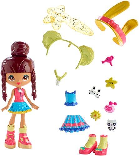 Mattel Kuu Kuu Harajuku Fashion Swap Fun Angel Doll