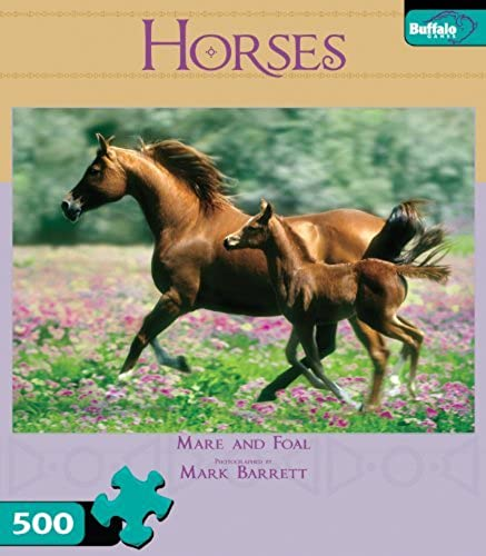 Horses  Mare and Foal by Buffalo Games