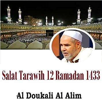 Salat Tarawih 12 Ramadan 1433 (Quran)