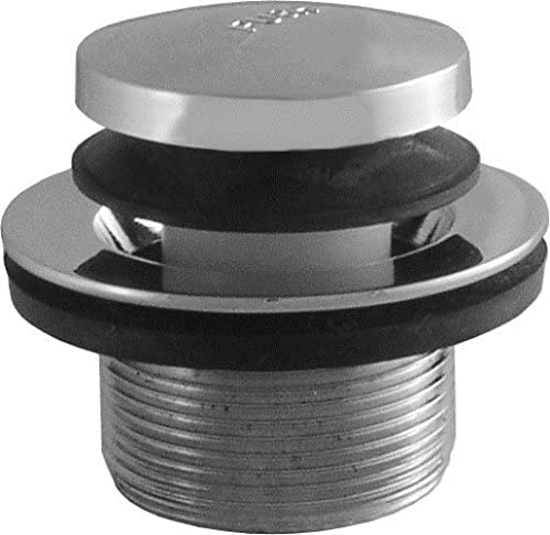 LDR Max 43% OFF Industries 502 5108CP Toe Bathtub Stopper Drain Touch Style Max 53% OFF