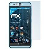 atFolix Schutzfolie kompatibel mit HTC Desire Eye Folie, ultraklare FX Bildschirmschutzfolie (3X)