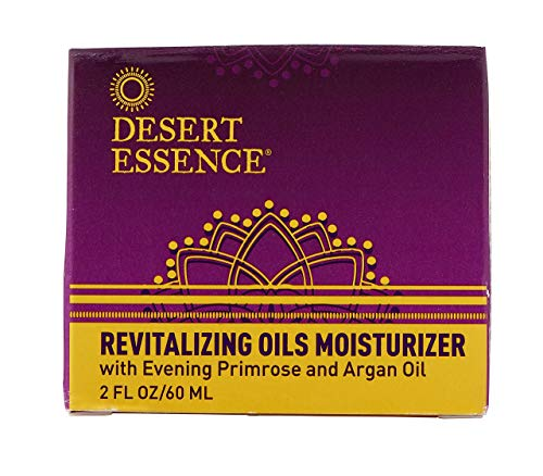 Desert Essence - Wiederbelebenöl-Feuchtigkeitscreme - 2 Unze. GLÜCKLICHER PREIS