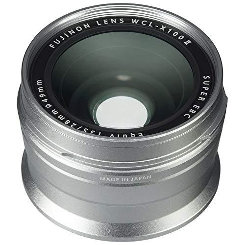 Fujifilm Weitwinkel Konverter WCL-X100 Silber