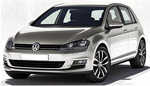 Déflecteurs pour VW Golf VII, G + D / 2012- / Avant, 2 pcs, 5-Portes