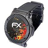 atFoliX Protecteur d'écran Compatible avec Omate Rise Film Protection d'écran,...