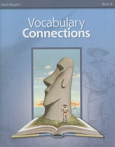 Steck Vaughn Vocabulary Connections Student Edition Adults H Book 8
