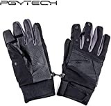 PGYTECH Photography Gloves Outdoor Mountaineering Ski Riding Flip Windproof Waterproof Touch Screen...