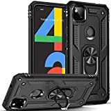 DOSMUNG Designed for Google Pixel 4a 4G Case Cover (Not for