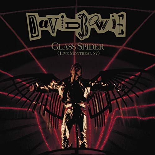 Glass Spider [CD]