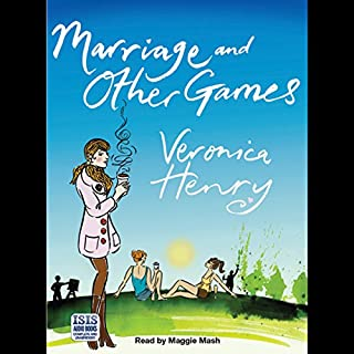 Marriage and Other Games cover art