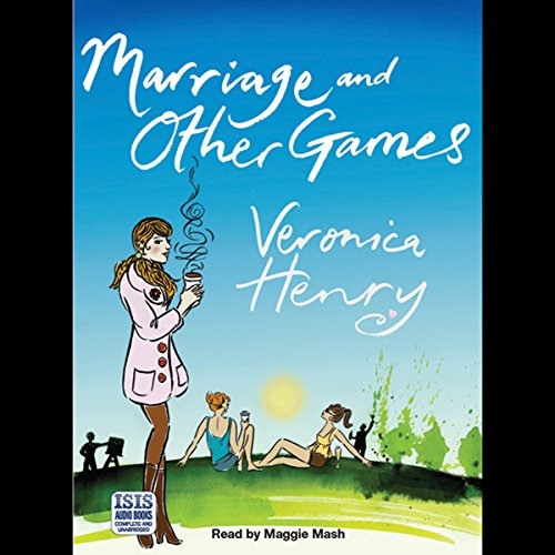 Marriage and Other Games audiobook cover art