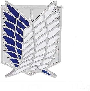 Generico Attack on Titan Spilla Pin Logo Scouting Legion