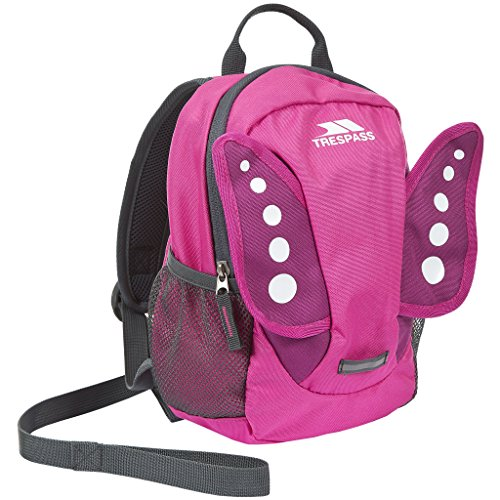 Trespass Childrens/Kids Tiddler 3 Litre Backpack (One Size) (Pink)