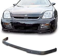 P1 Style Front Bumper Lip Spoiler For Honda Prelude 1997-2001
