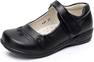 school shoes for girls leather
