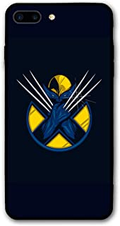iPhone 7 Plus Case iPhone 8 Plus Case,Comics Anti-Scratch Ultra-Thin Mobile Phone Shell Custom for iPhone 7/8 Plus Only 5.5 inches (X-Wolverine)