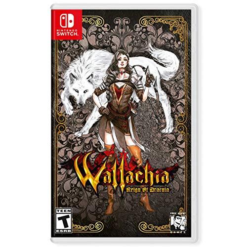 Wallachia: Reign of Dracula - Nintendo Switch