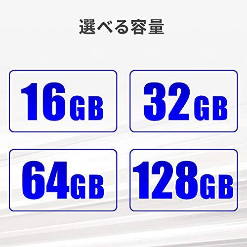【国内メーカー】アイ・オー・データUSBメモリーUSB3.2Gen1(USB3.0)対応キャップ/ストラップホール付き128GBBUM-3D128G/K