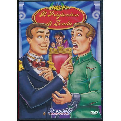 Il Prigioniero di Zenda - Memory Collection - DVD