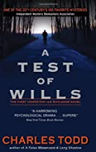 By Charles Todd A Test of Wills (Inspector Ian Rutledge Mysteries) (Reissue) [Mass Market Paperback]