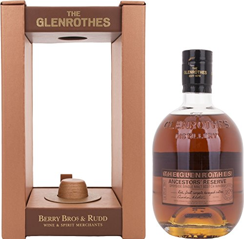 The Glenrothes The Glenrothes ANCESTORES RESERVE 43% Vol. 0,7l in Giftbox - 700 ml
