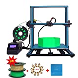 Creality CR-10S S4 3D Printer DIY Kit Large Printing Size 400x400x400mm With 2kg CCTREE PLA 1.75mm Filament Monitor Dual Z Axis T Screw Rodsent Large Printing Size 400x400x400mm