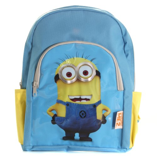 Despicable Me 2 - Mochila Escolar GRU, Mi Villano Favorito (