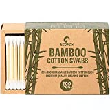 Bamboo Cotton Swabs 200 Count