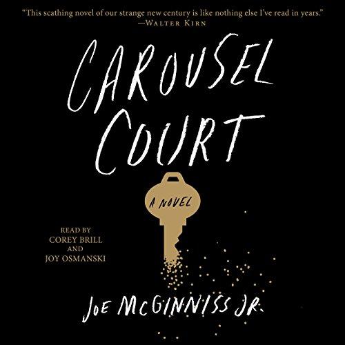 Carousel Court audiobook cover art