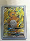 Raichu GX SM90 Full Art Promo M/NM Pokemon Sun & Moon Promos